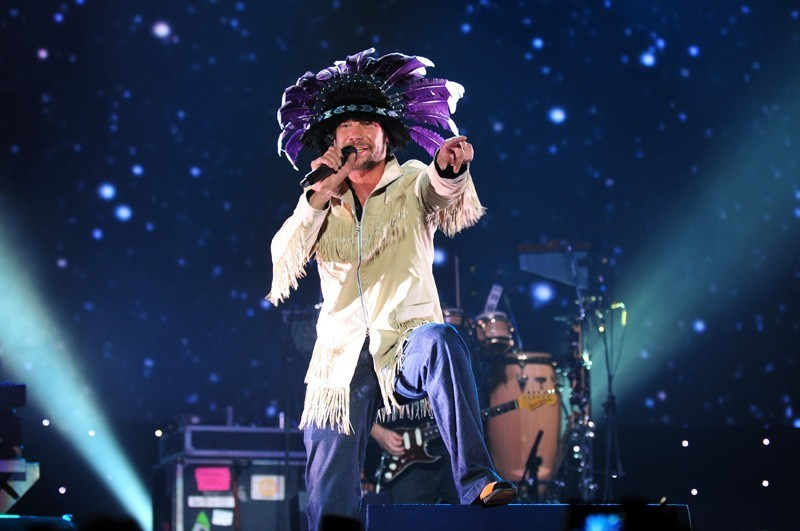 Jamiroquai regresa a Chile