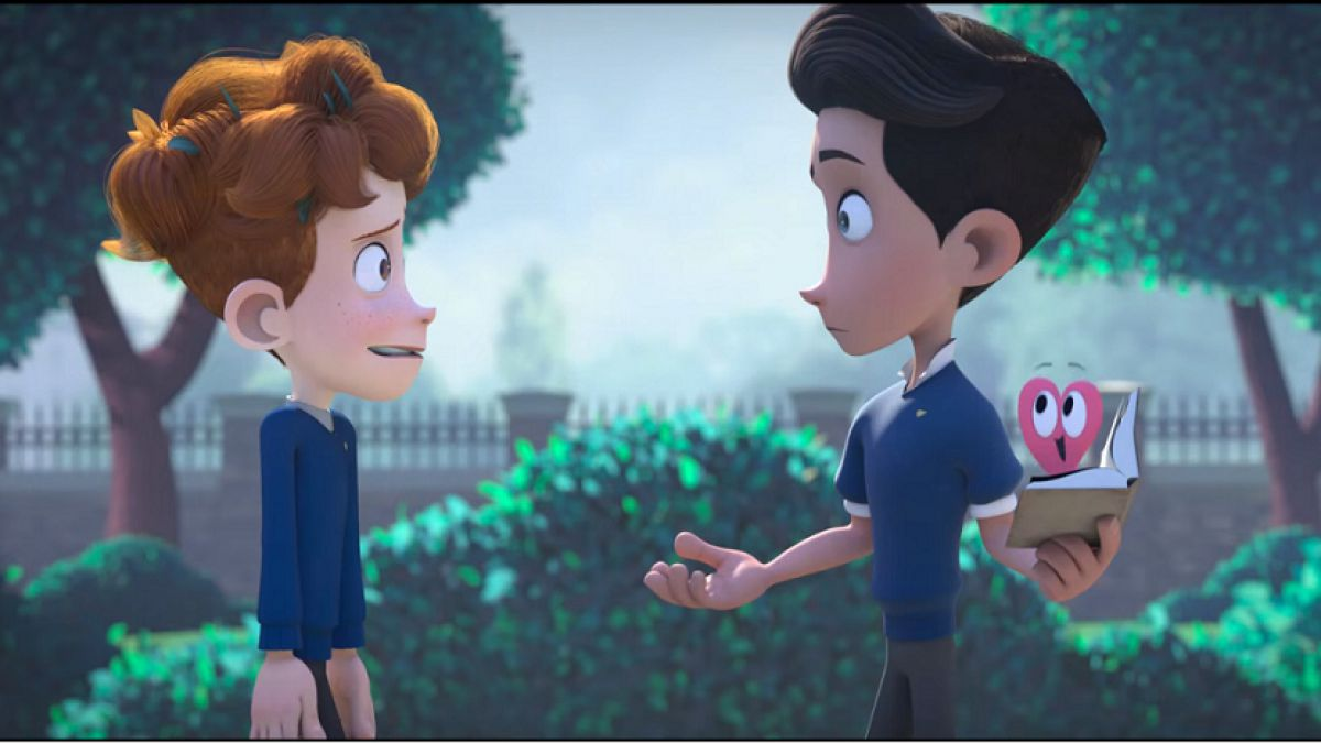 """In a Heartbeat"" el corto gay infantil"