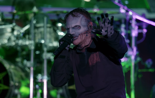 "Slipknot y su ""Day Of The Gusano"" llegan hoy a los cines"