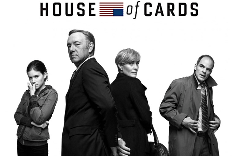 Planean hacer varios spin-offs de House of Cards