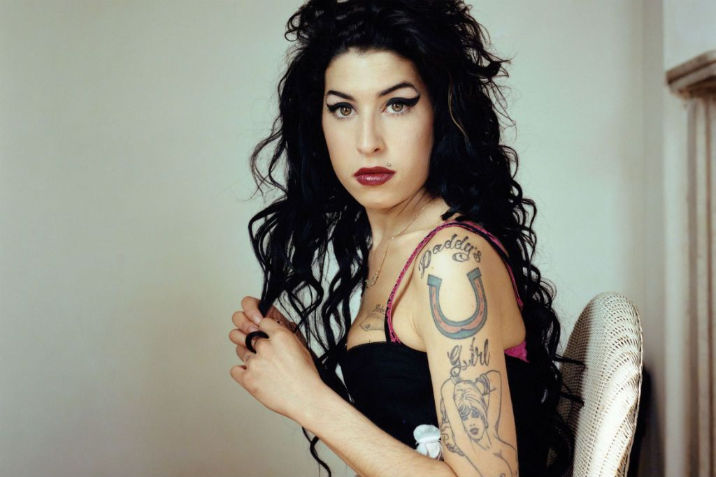 Amy Winehouse tendrá su propio musical en Inglaterra