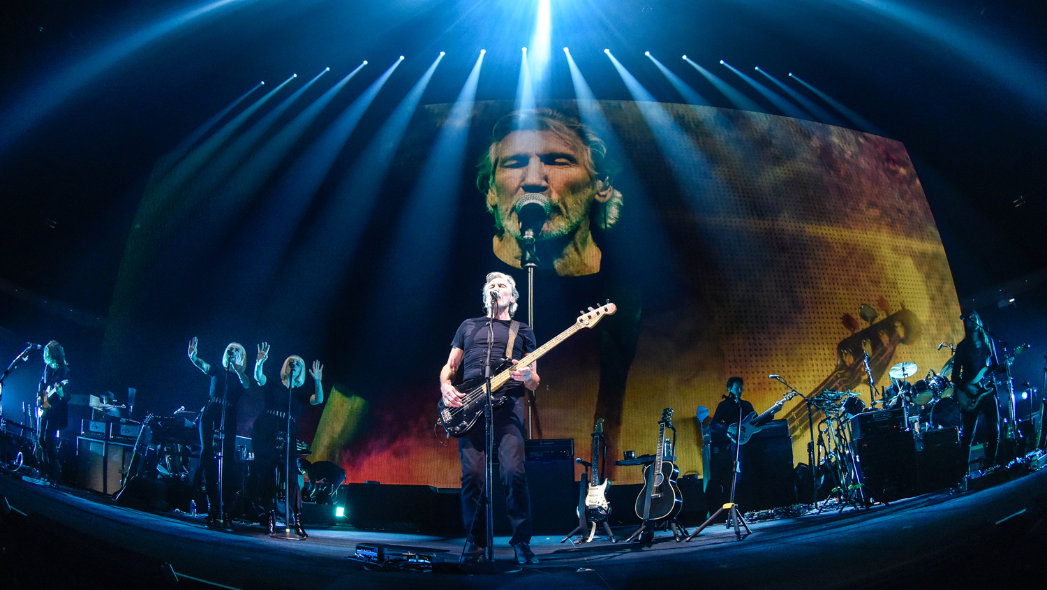 Roger Waters confirmó su regreso a Chile para fines del 2018