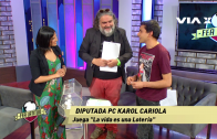 FEA LATITUD #14: Karol Cariola [VIDEO]