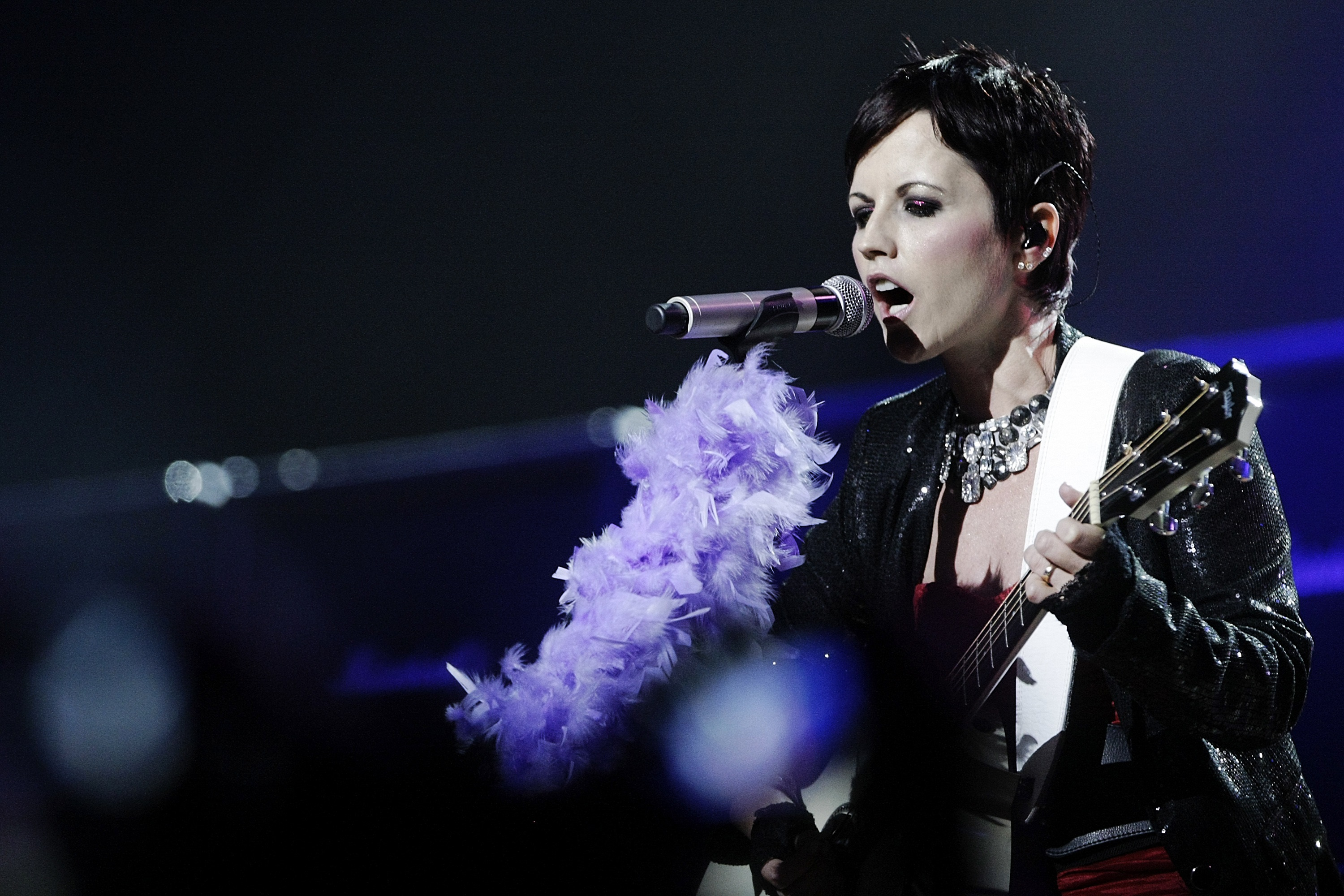 A los 46 años falleció Dolores O'Riordan, vocalista de The Cranberries
