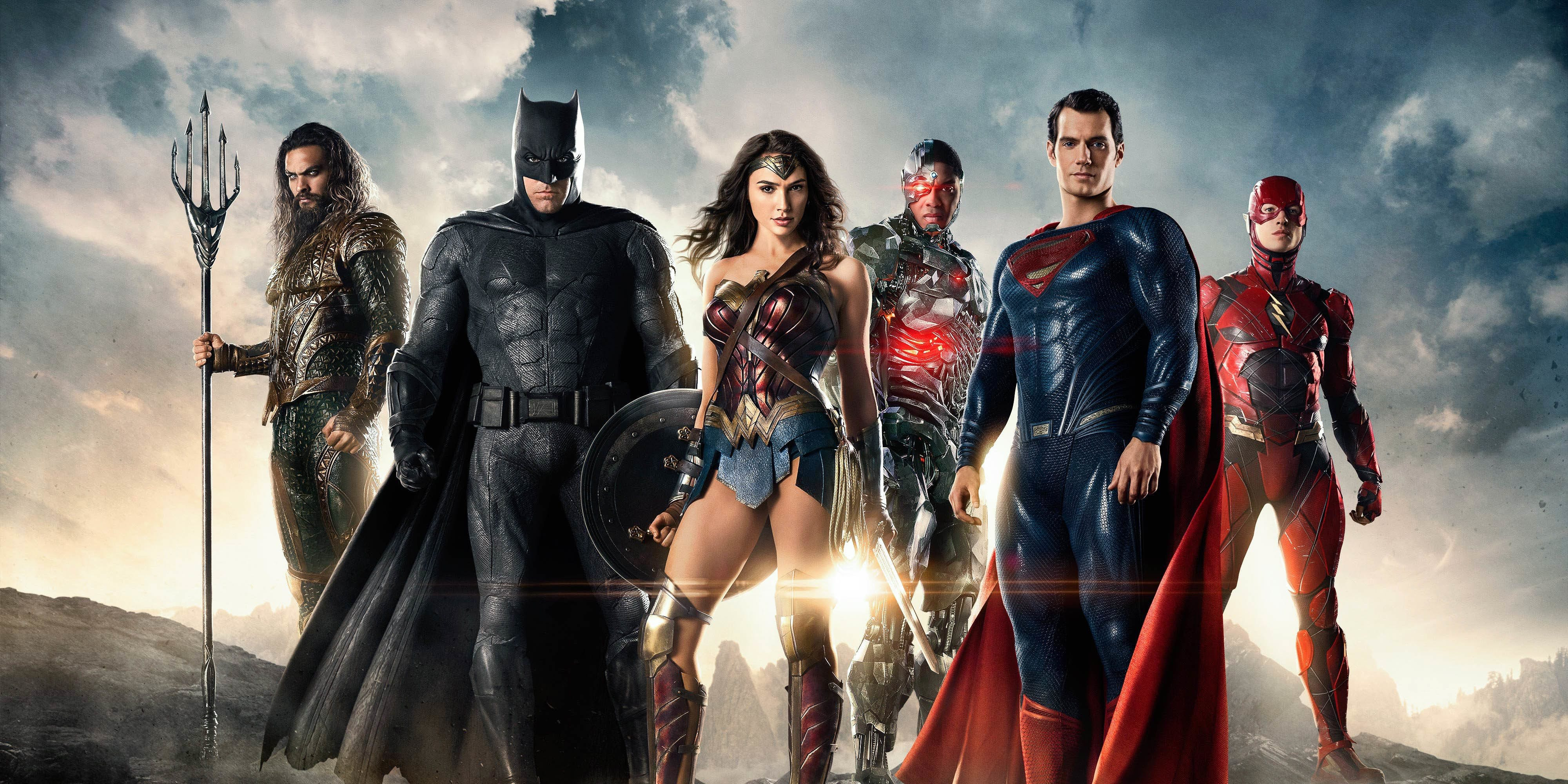 Ya puedes ver las escenas post-crédito de Justice League en YouTube