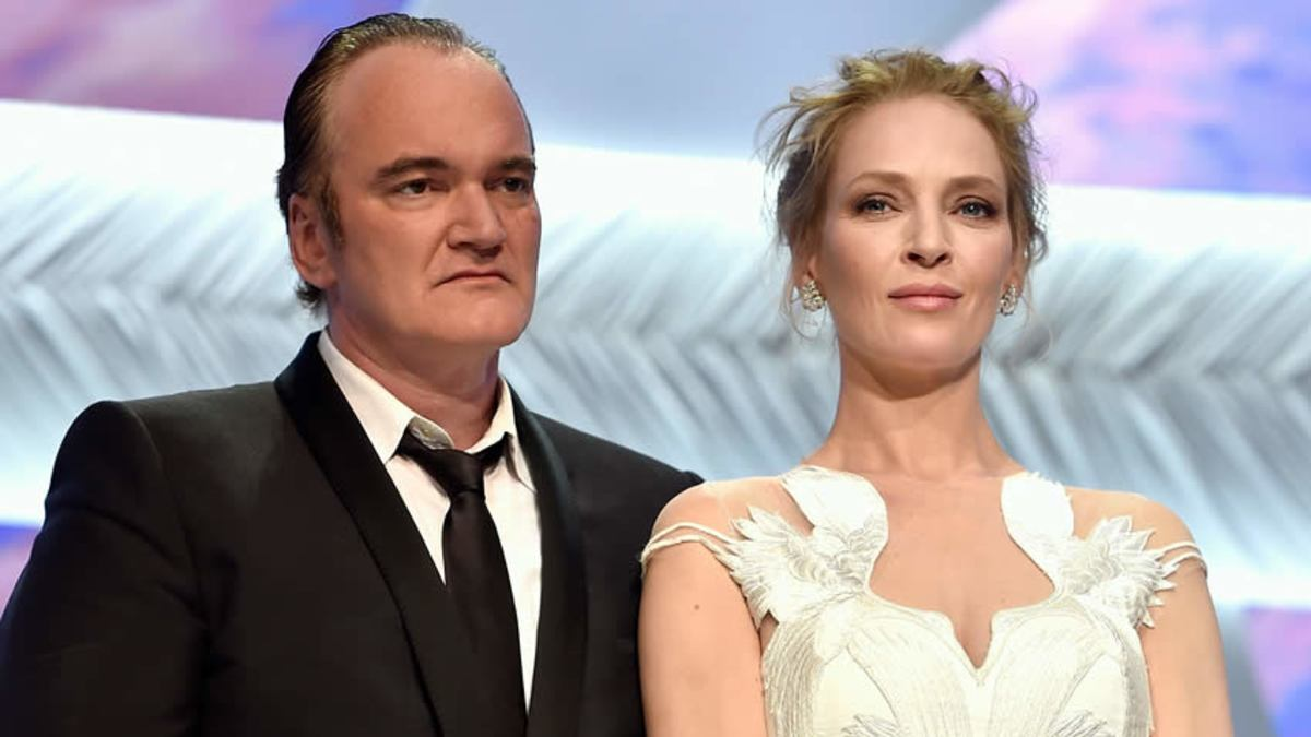 "Tarantino sobre accidente de Uma Thurman: ""Es el mayor error de mi vida"""