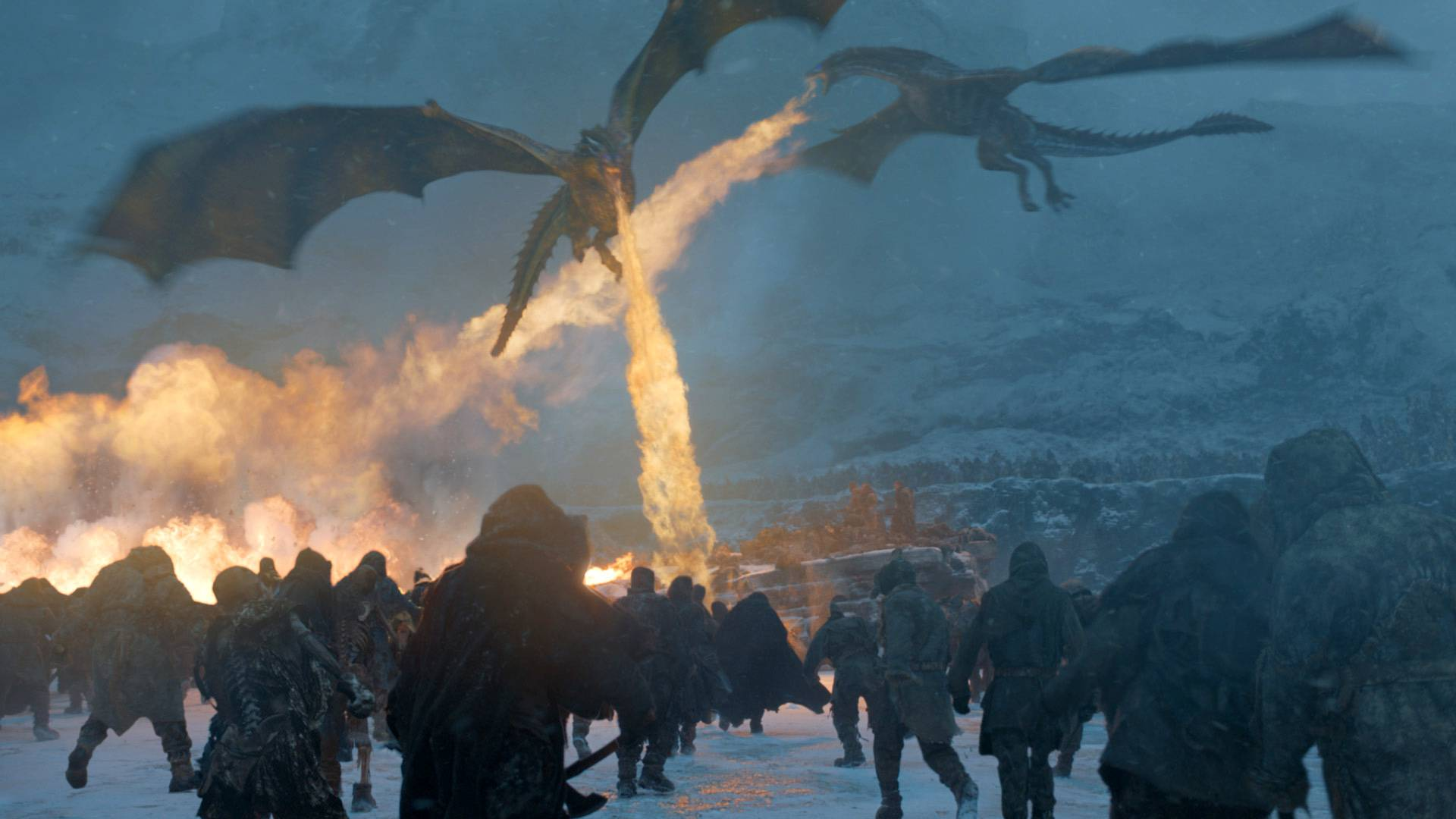 Winter is here: Revelan nuevos detalles del final de Game of Thrones