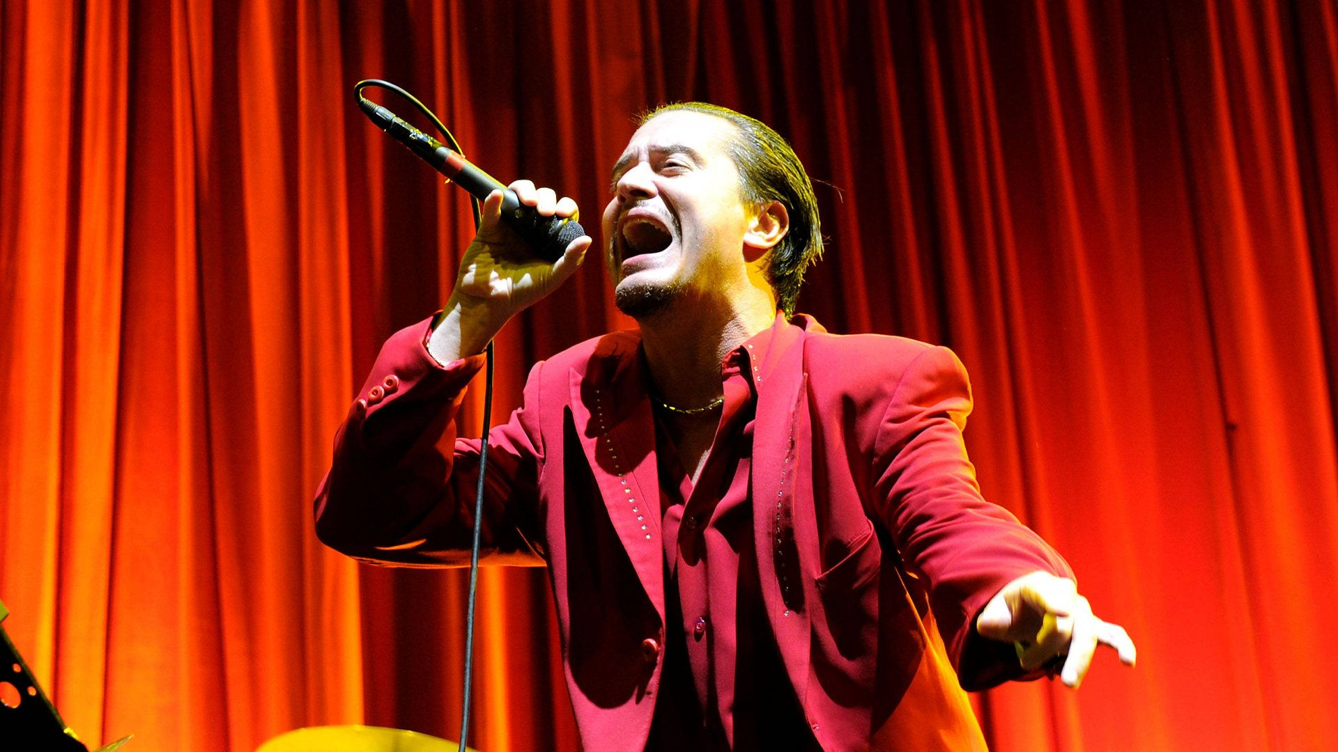 Mike Patton vuelve a Chile con Mondo Cane