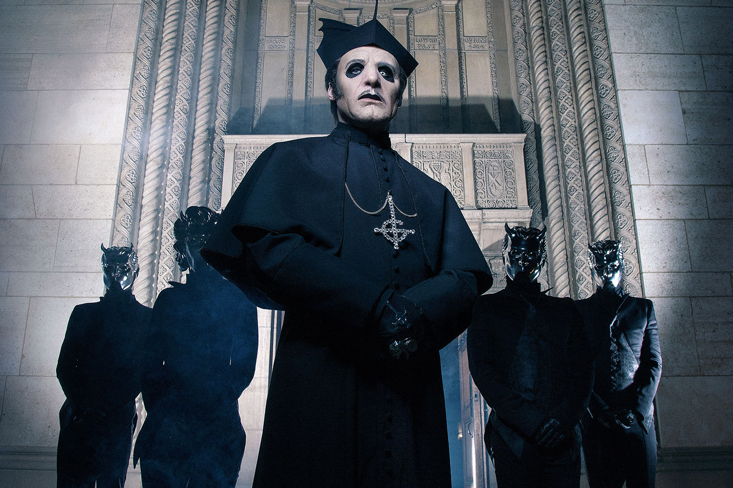 Ghost anuncia su cuarto álbum y estrena video de su nuevo single: Rats