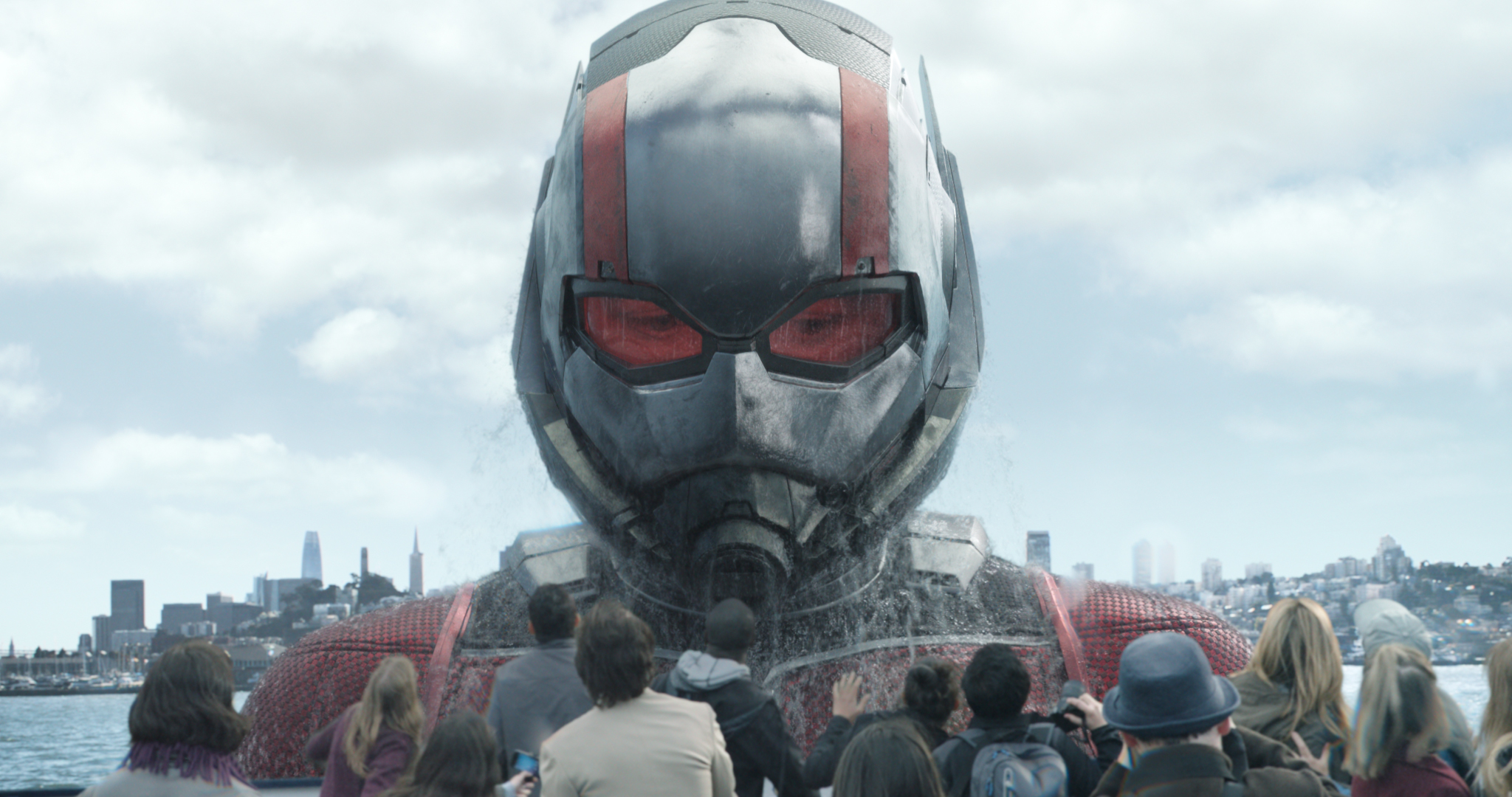 Marvel lanzó un nuevo trailer de Ant-Man and The Wasp