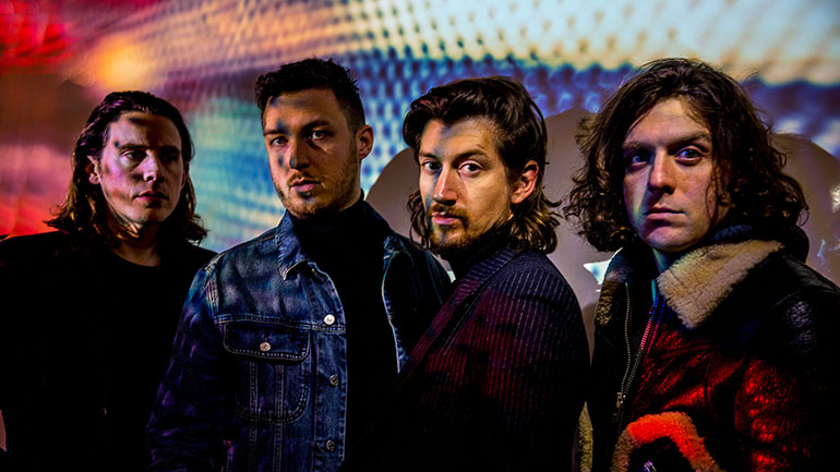 "Arctic Monkeys estrenó videoclip para ""Four Out Of Five"""