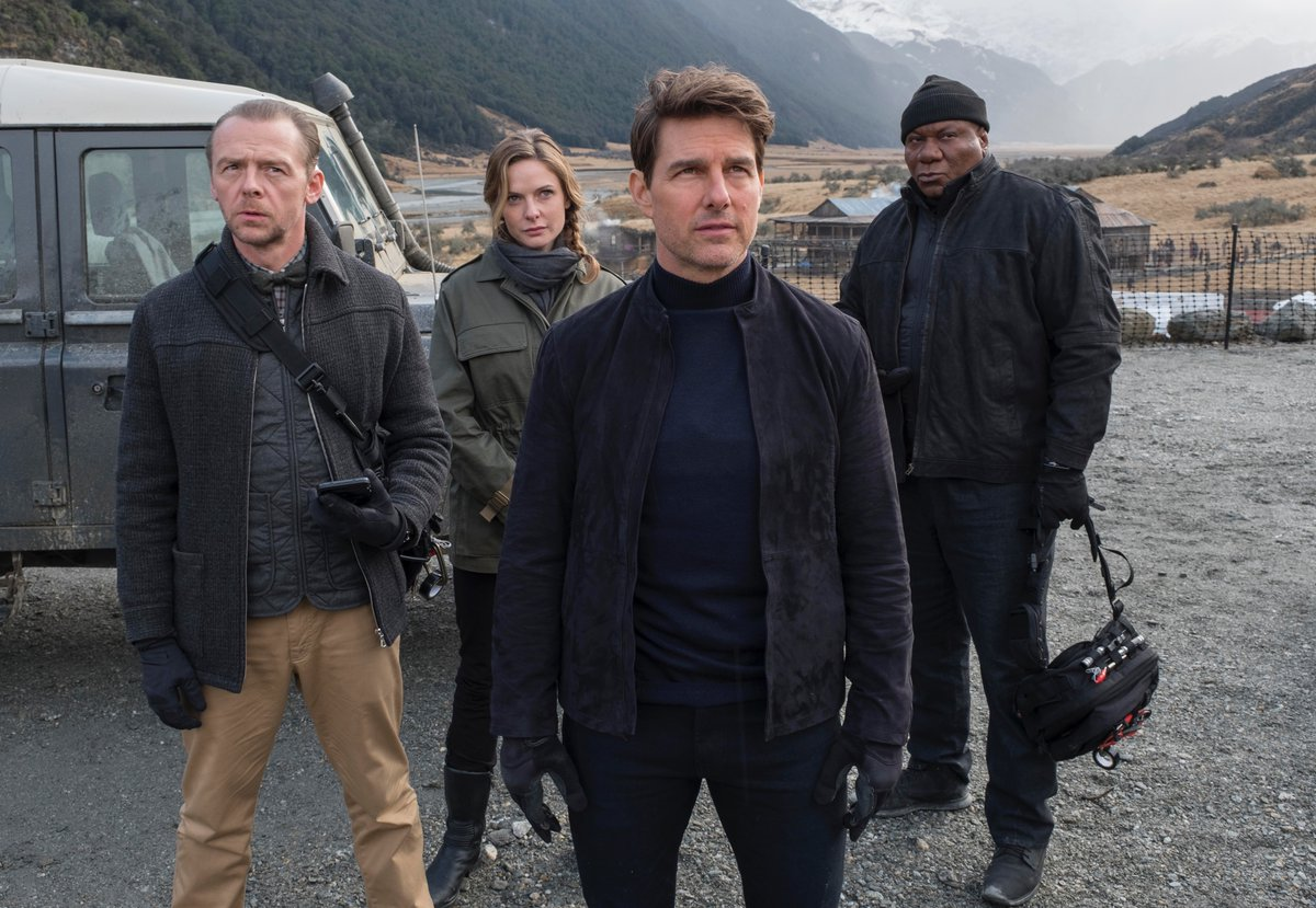 Liberan nuevo trailer de Mission: Impossible – Fallout