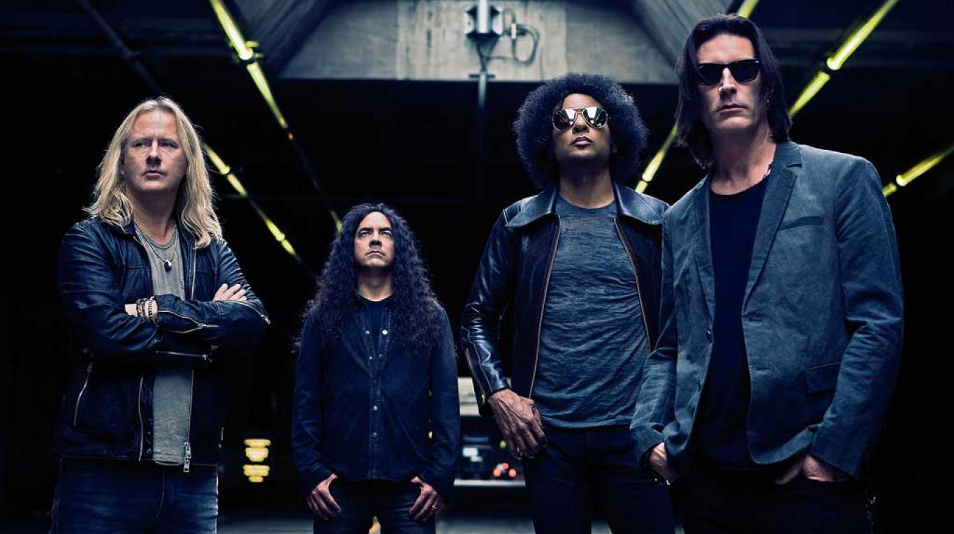 Rainier Fog: Pónganle play a lo nuevo de Alice In Chains
