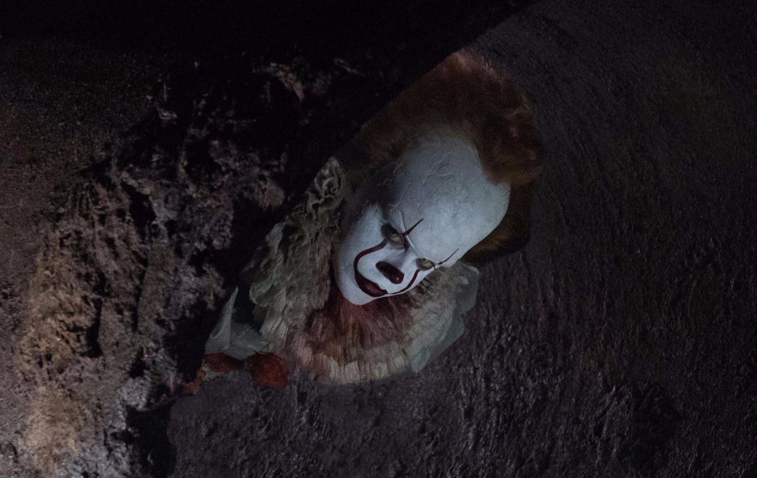 Filtran las primeras fotos de Pennywise en el set de It: Chapter Two