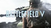 Battlefield-V-Logo-With-Soldier-and-Tank-in-Background