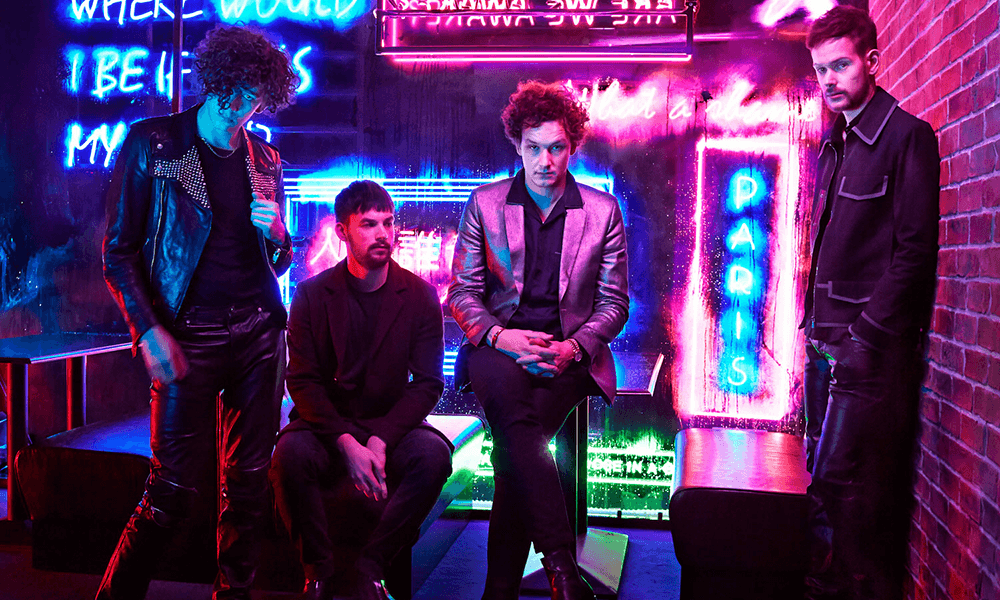 A Brief Inquiry Into Online Relationships: Así suena lo nuevo de The 1975
