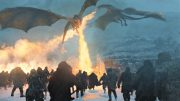 Wall-Beyond-Frozen-Lake-7×06-Dragons-Drogon-Viserion-Rhaegal-Wights