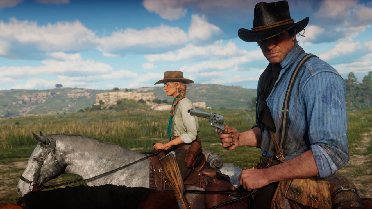 Era que no: Red Dead Redemption 2 hace que porno de vaqueros se dispare en internet
