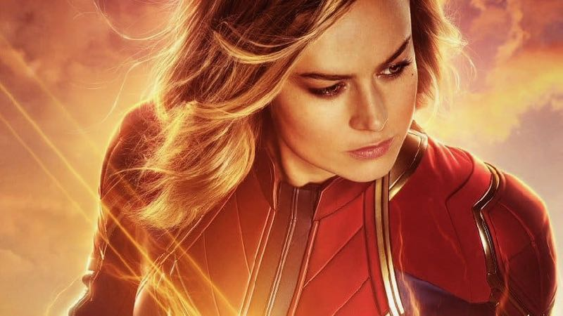 Captain Marvel sorprende con un nuevo trailer