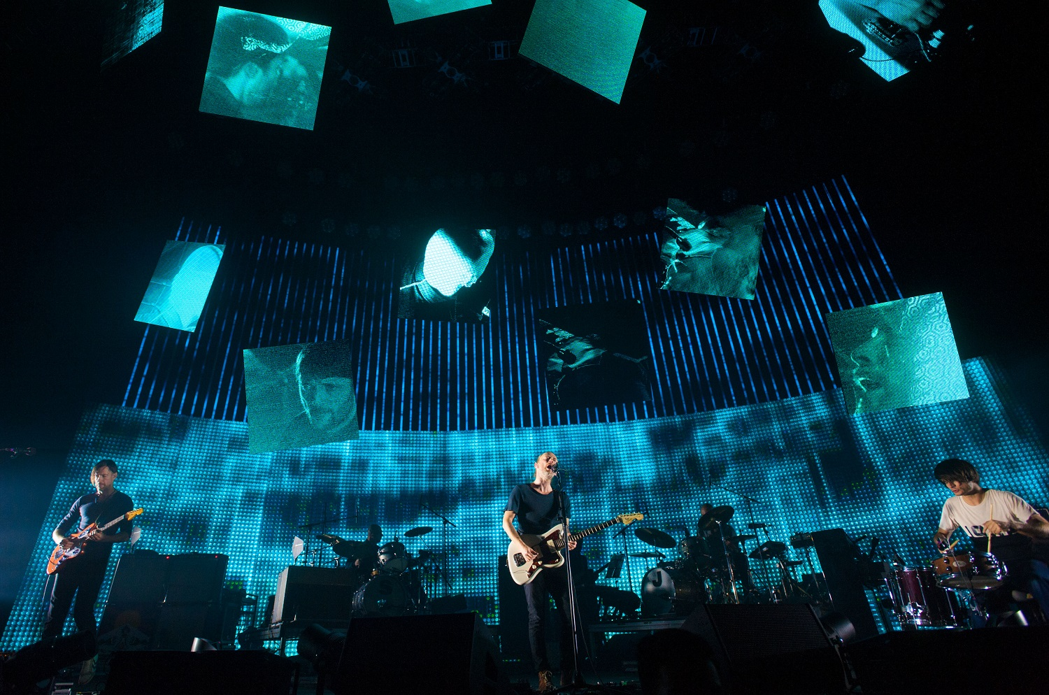 "Radiohead libera en plataformas de streaming su raro single ""Ill Wind"""