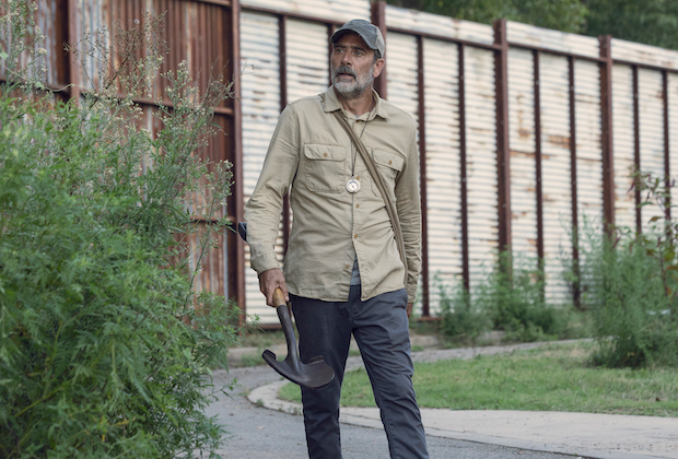 The Walking Dead vuelva a la carga en nuevas fotos de su novena temporada