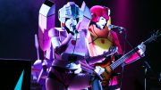 Cybertronic-Spree-Opera-House-Arcee-and-Hotrod