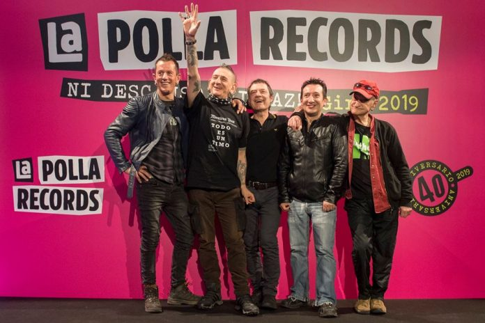 "La Polla Records confirma su regreso a Chile y estrena nuevo single: ""Ni descanso, ni paz"""