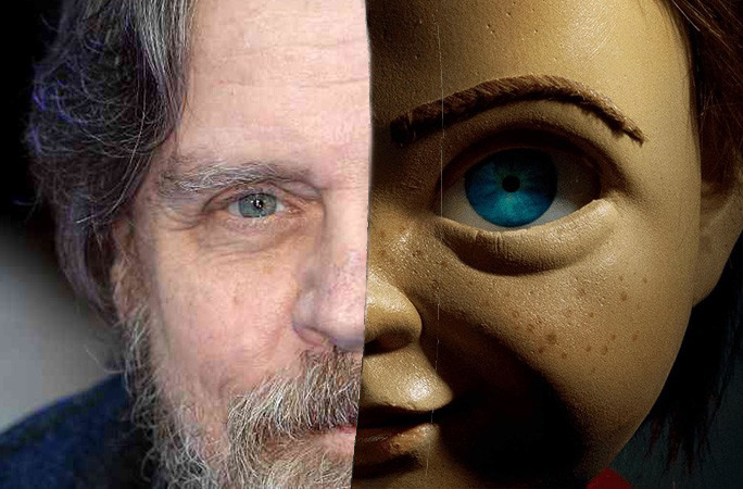 Mark Hamill será la voz de Chucky en el reboot de Child's Play