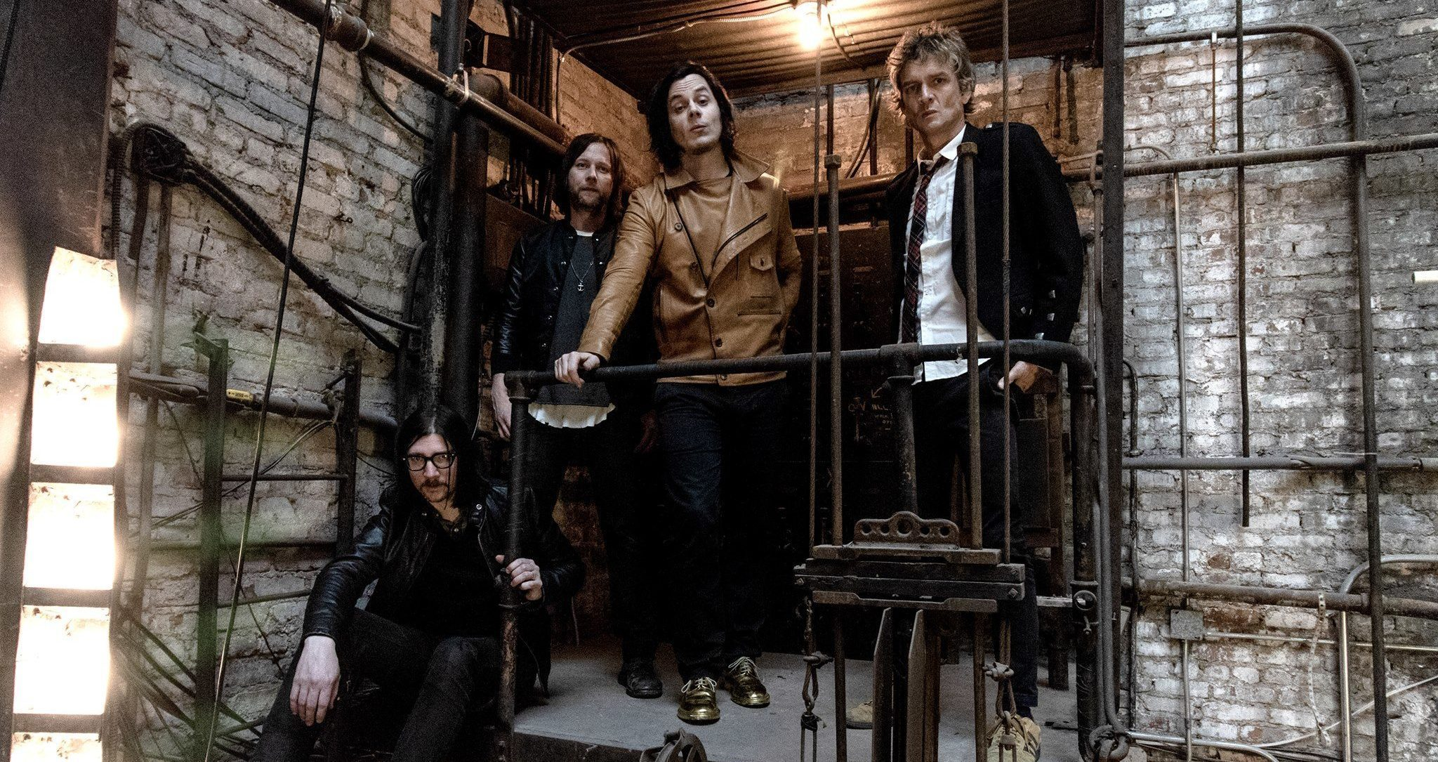 Help Us Stranger: Ponle play al nuevo disco de The Raconteurs