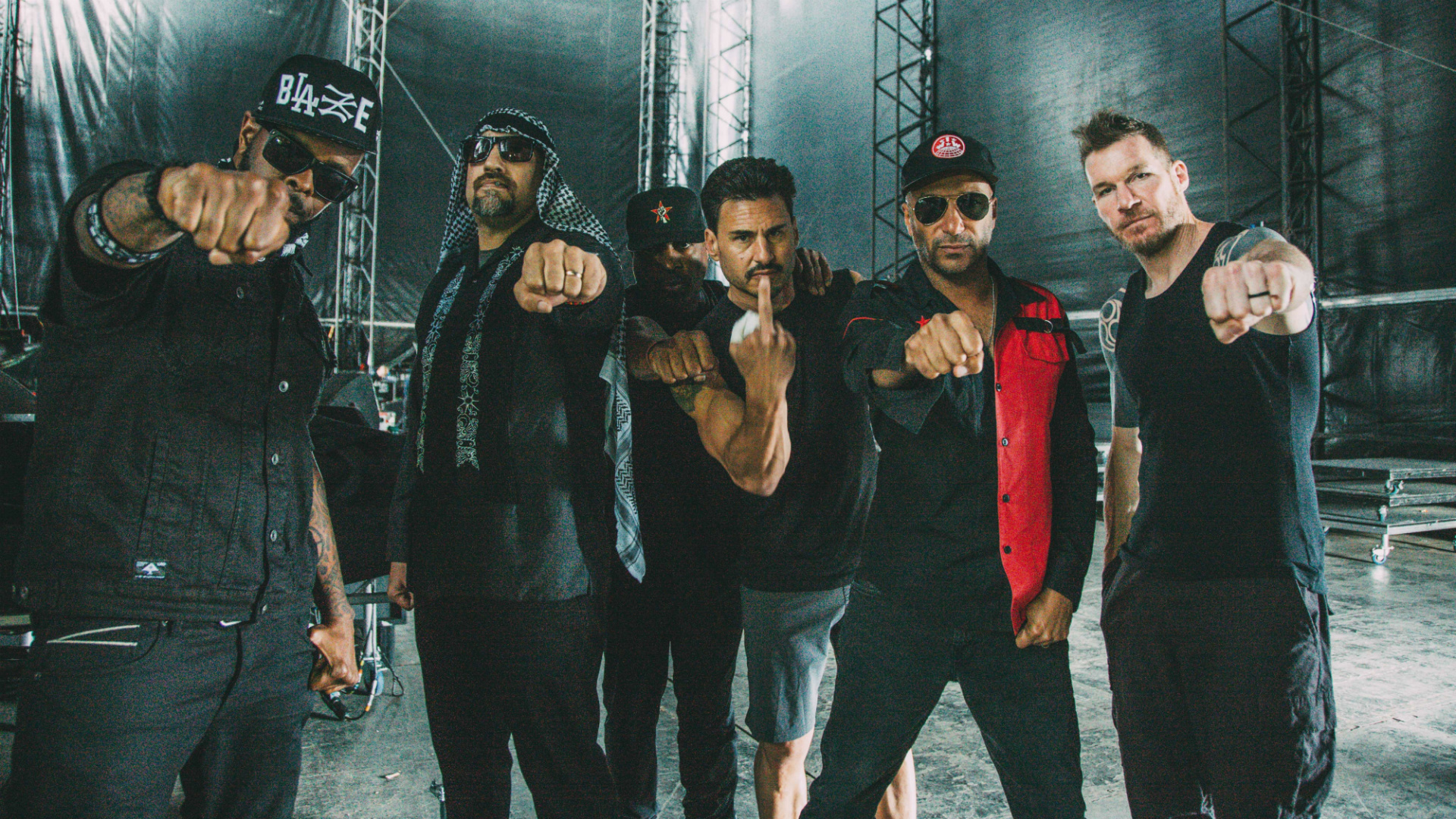 Made With Hate: Ponle play a lo nuevo de Prophets Of Rage