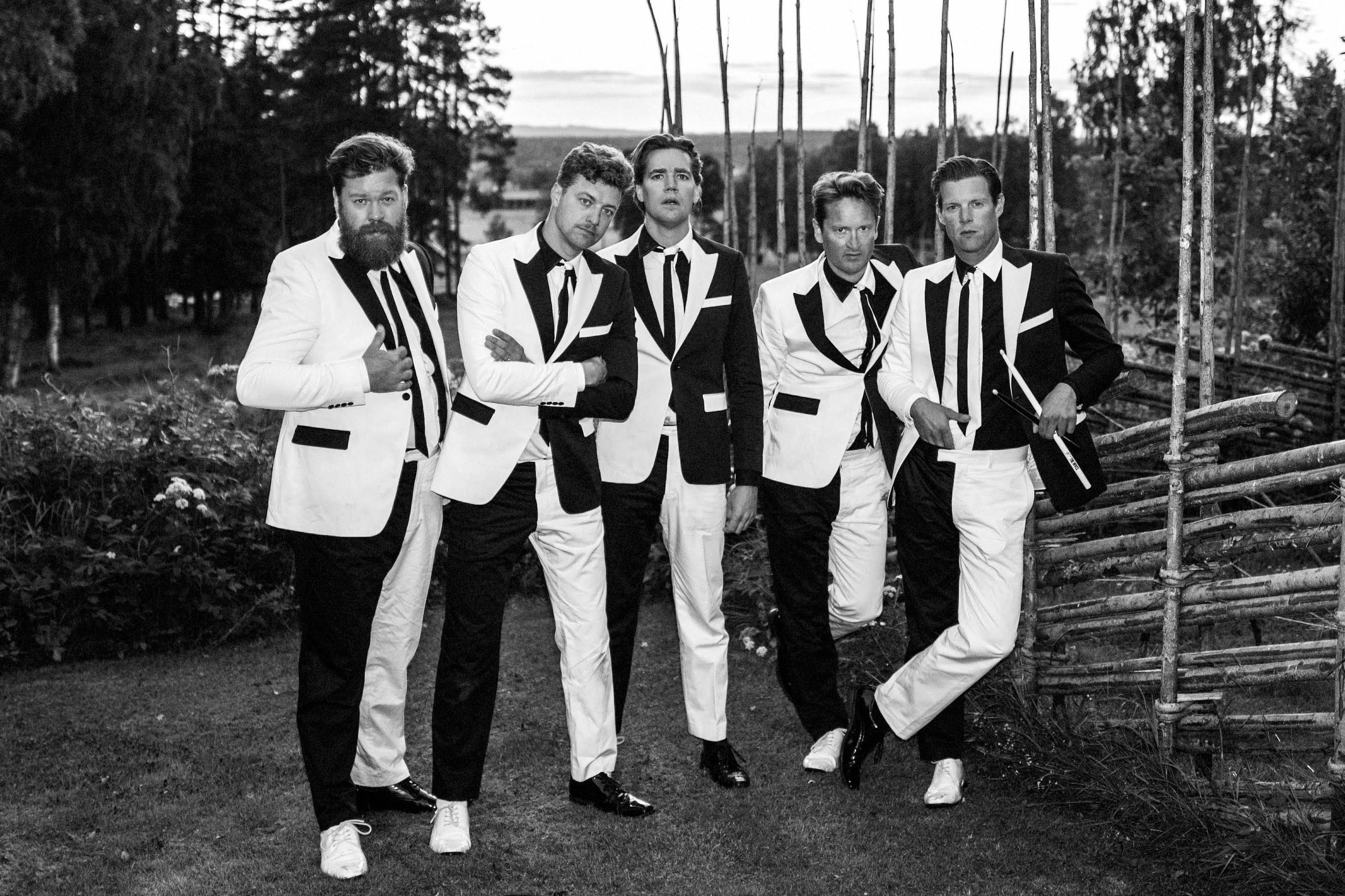 Ponle play al nuevo single de The Hives: Good Samaritan