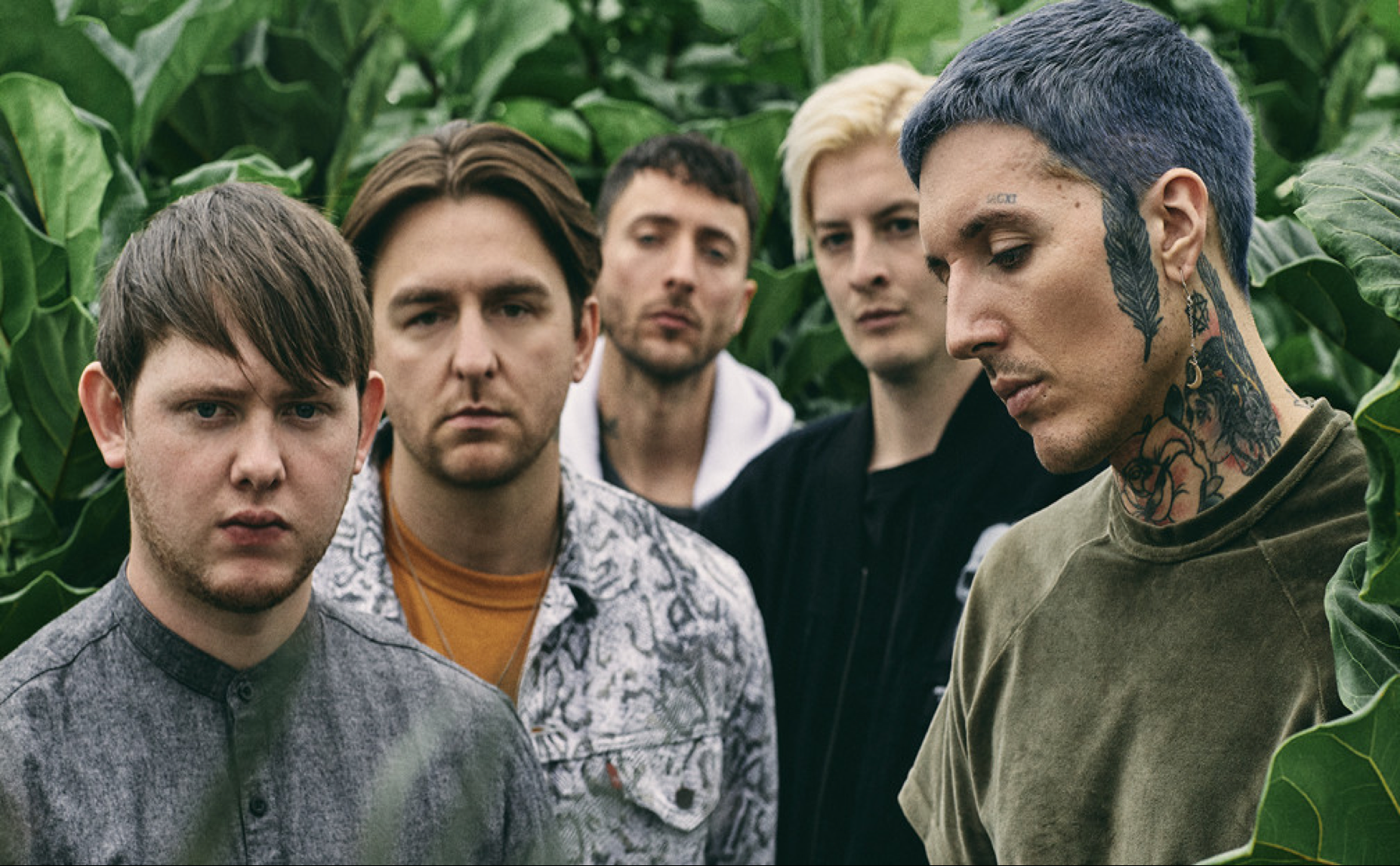 sugar honey ice & tea: Bring Me The Horizon te atrapará con su hipnótico nuevo videoclip