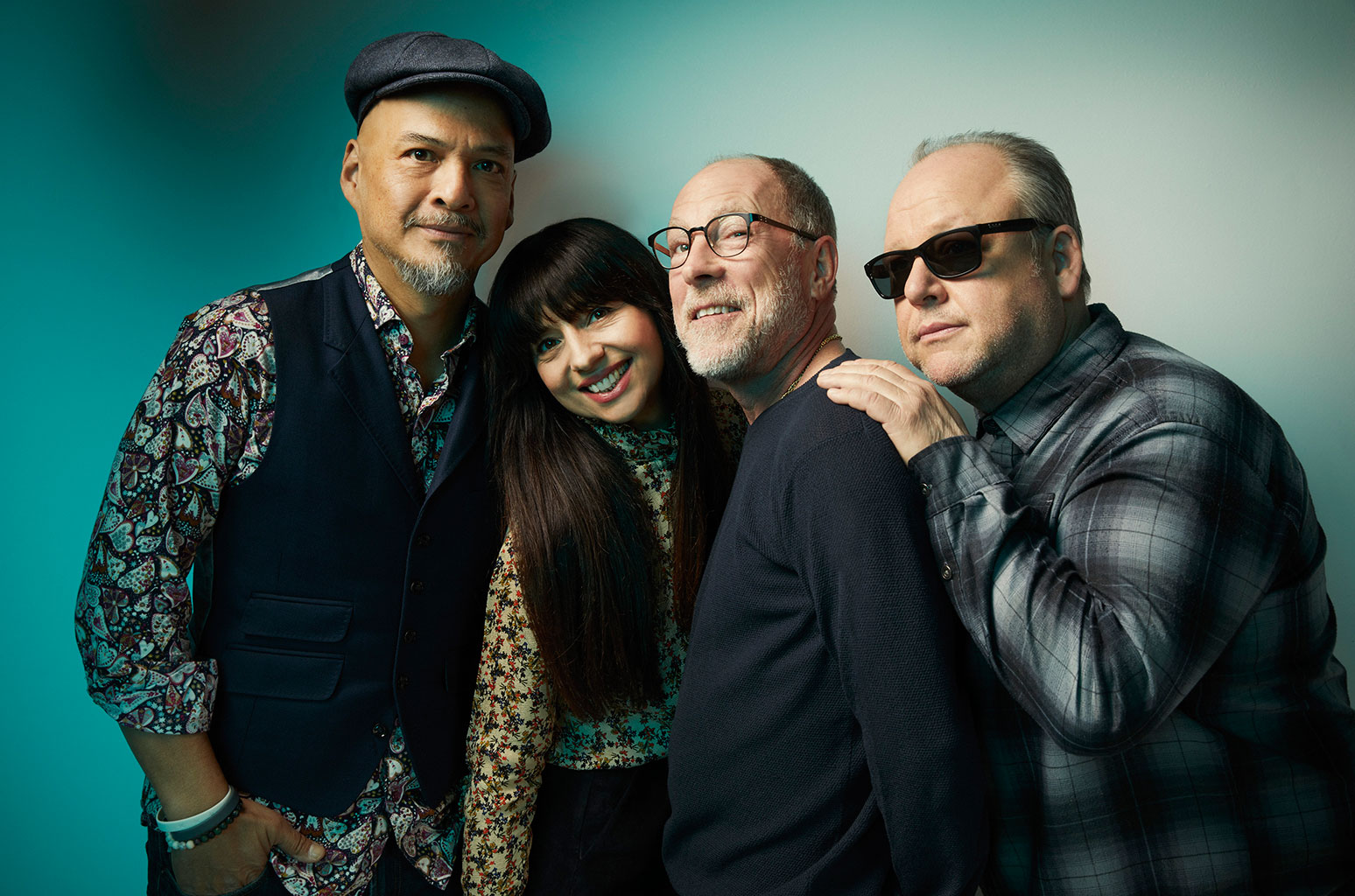 "Pixies estrena un nuevo videoclip para su single ""On Graveyard Hill"""