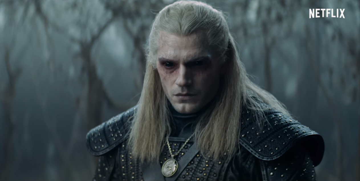 Netflix publica el primer trailer de la serie de The Witcher