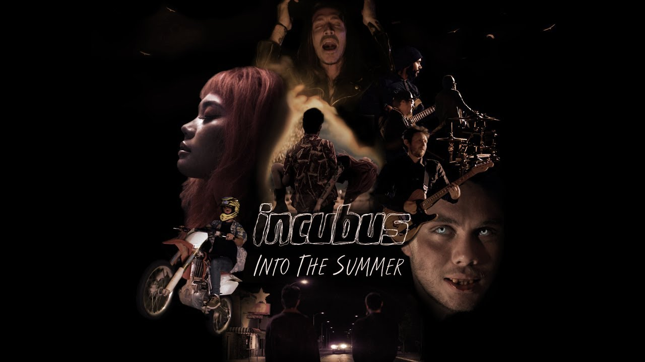 Into The Summer: Incubus homenajea a The Lost Boys en su ochentero nuevo videoclip