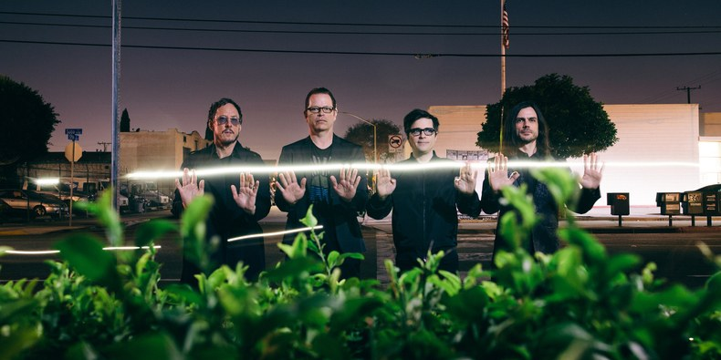 Weezer anuncia nuevo disco y estrena su primer single: The End Of The Game